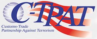 C-TPAT: Customs-Trade Partnership Against Terrorism logo