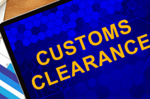 Licensed customs brokers.