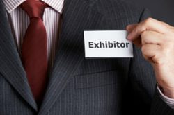 Exhibitor trade show importing.