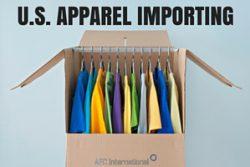 Apparel Tops U.S. import List