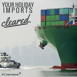 holiday imports