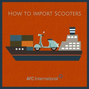 How to Import Scooters