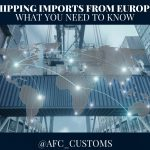Shipping Imports From Europe