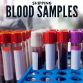 shipping blood samples image