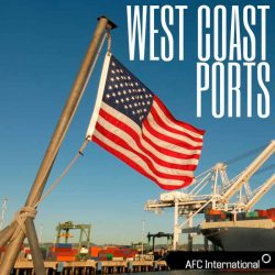 U.S. West coast ports of entry feature image