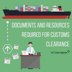 customs clearance
