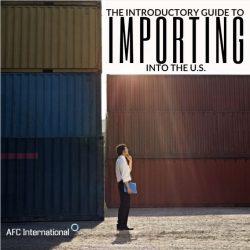 beginning importing