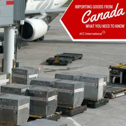 importing goods from Canada