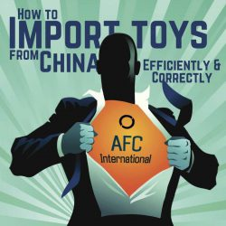 import toys from China